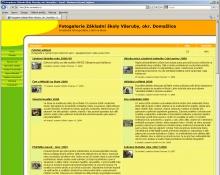 Reference aplikace Coppermine