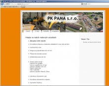 Reference aplikace E107