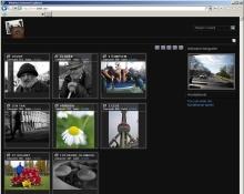 Reference aplikace Gallery 3