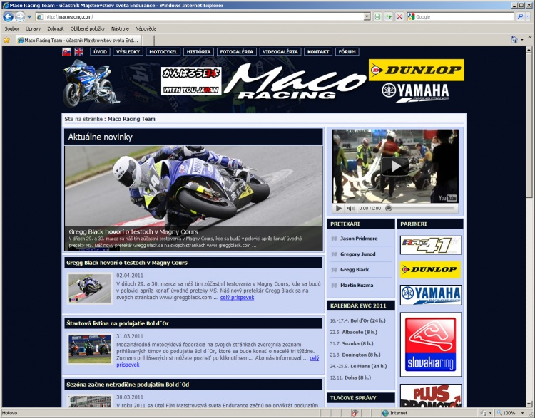 http://www.macoracing.com/
